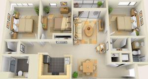 Сколько комнат должно быть в квартире?