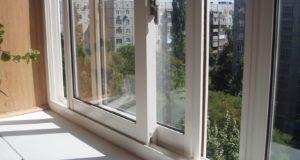 Окна и оконные системы