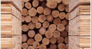 Почему древесина так популярна при строительстве
