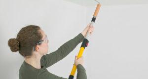 Ремонт потолка 5 способов удаления краски