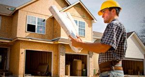 Строим дом, окружение и ресурсы