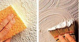 Текстурирование стены