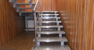 Требования нормативов при изготовлении лестниц