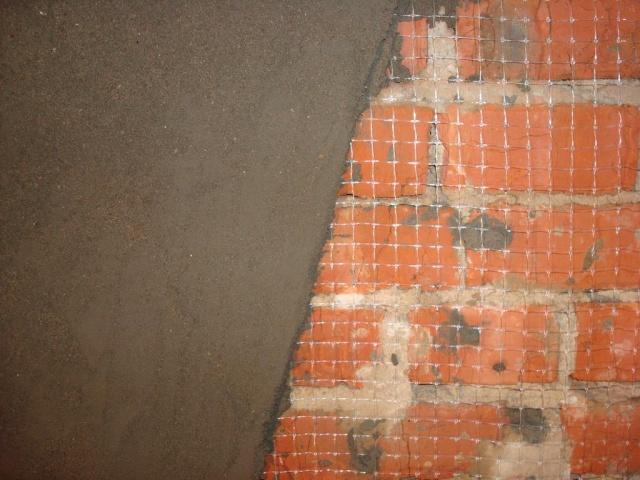 Штукатурка на кирпичную стену 199