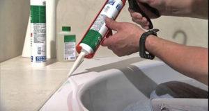 Как выбрать герметики