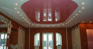 Как выбрать подвесной потолок?