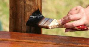 Материалы для огнезащиты древесины