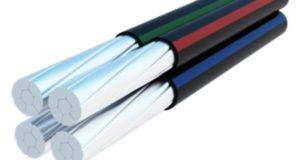 Достоинства кабеля СИП