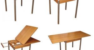 Складные столы и их особенности