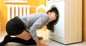 Причины выхода из строя стиральных машин