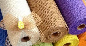 Особенности использования упаковочной сетки