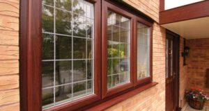 Окна из дуба украсят ваш дом