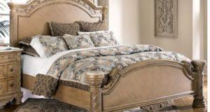 Основные виды кроватей