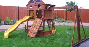 Покупка детской площадки
