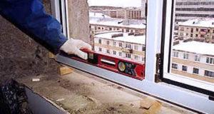 Самостоятельный монтаж металлопластикового окна