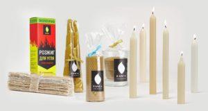 Свечи от компании ДАНКА