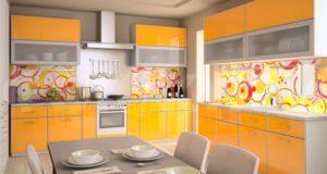 Скинали  практичное украшение вашей кухни