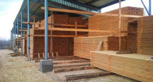 Современное производство пиломатериалов и деревянных конструкций