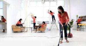 Уборка квартир не проблема если за дело взялись профессионалы