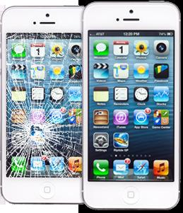 Качественная и быстрая замена стекла iPhone 5