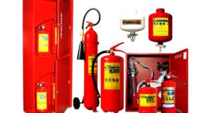 Качественные средства пожаротушения  залог быстрой ликвидации пожаров