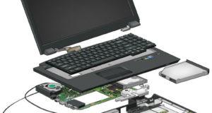 Запчасти для ремонта ноутбуков в интернет-магазине