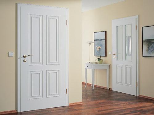 Белая дверь – не так проста, как кажется
