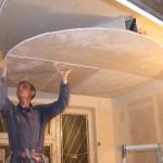 Дизайн потолков: современные идеи интерьера комнат