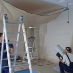 Двухуровневые натяжные потолки, фото и все существующие виды