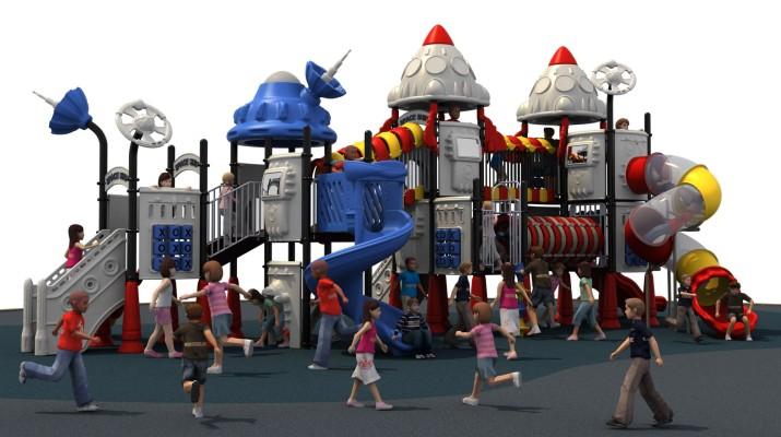 Как подобрать детский игровой городок?