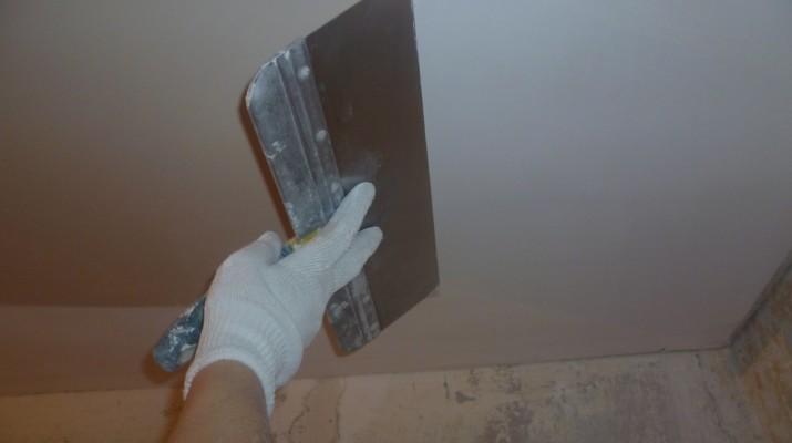 Как сделать хороший ремонт потолка своими руками фото советы