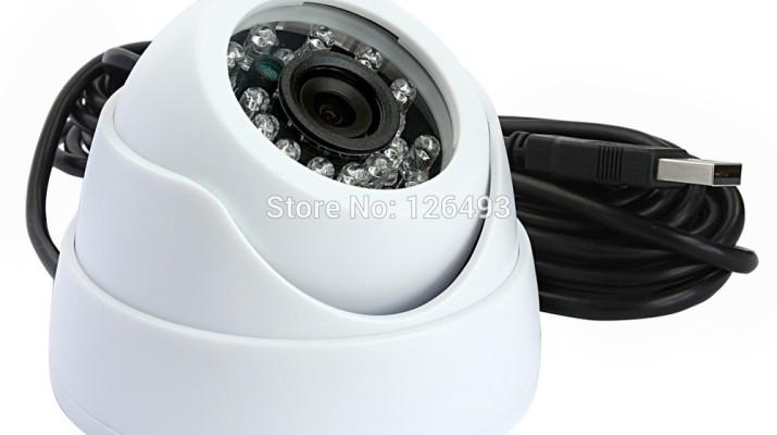 Камеры безопасности USB