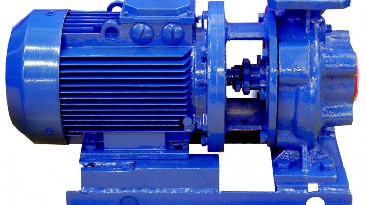 Консольные моноблочные насосы  К 80-50-200 (а)