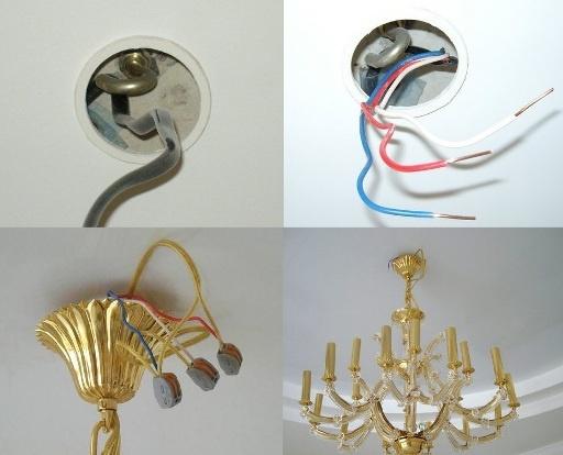 Люстры для натяжных потолков, фото и как выбрать
