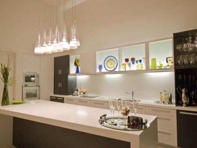 Низкий потолок кухня, рекомендации профессионалов