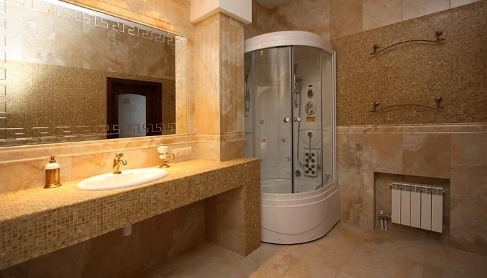 Ремонт ванны гипсокартоном: советы и видео