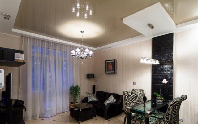 Зоны освещения в комнате