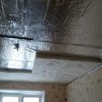 Звукоизоляция потолка в квартире, как сделать самому