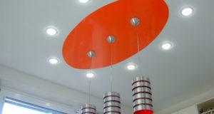 Встраиваемые светильники: особенности