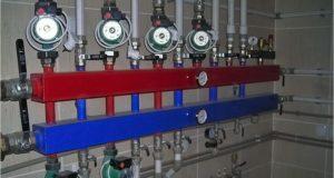 Особенности распределительных коллекторов для отопления