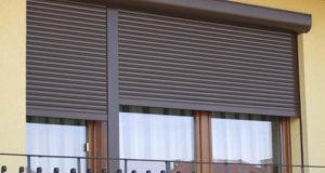 Защитные ролеты на окна на страже вашей безопасности