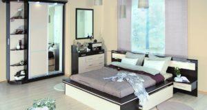 Особенности мебели в спальню