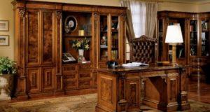 Мебель под старину: особенности