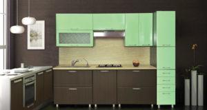 Важные особенности кухонной мебели
