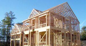 Технология постройки каркасных домов и их основные преимущества