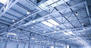 Особенности светодиодных промышленных светильников