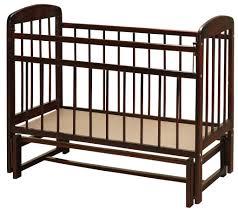 Кроватка для первых месяцев жизни