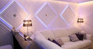 Украсить интерьер поможет светодиодное освещение
