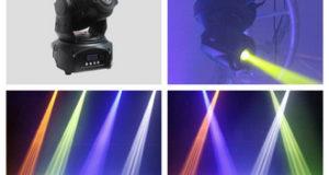 Светодиодные прожекторы в ландшафтном дизайне