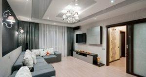 Особенности ремонта квартир по ключ